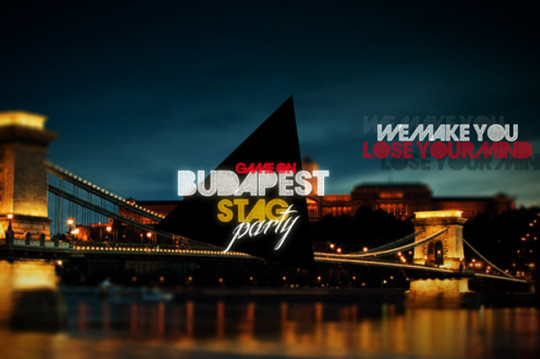 Budapest Stag Party