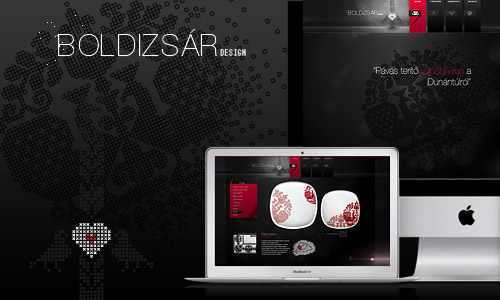 Boldizsár Zsuzsa Website